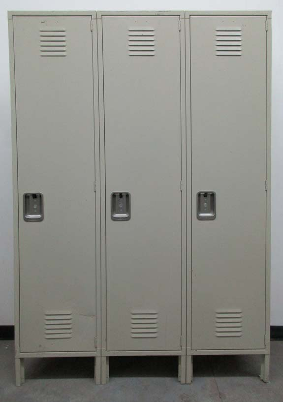 Extra Large Single Tier Storage Lockersimage 2 image 2