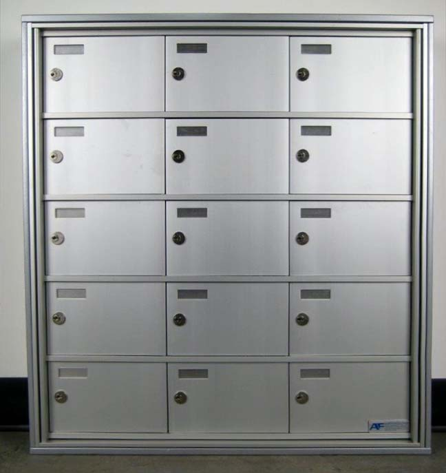 15 Compartments Cell Phone Lockers