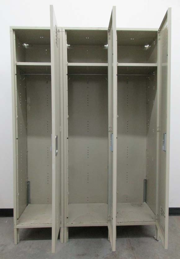 Extra Large Single Tier Storage Lockersimage 3 image 3