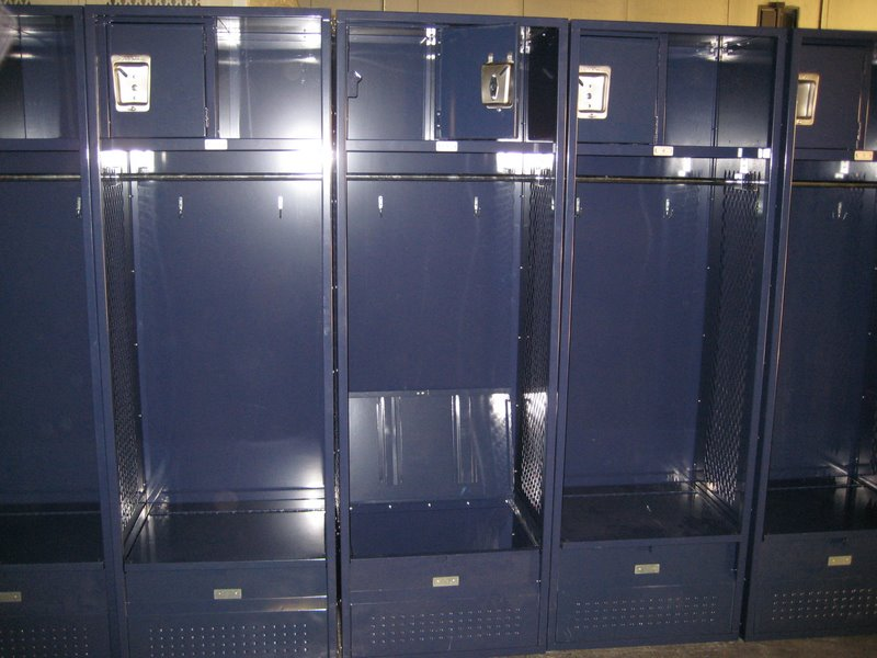 Stadium Lockers In Stockimage 3 image 3
