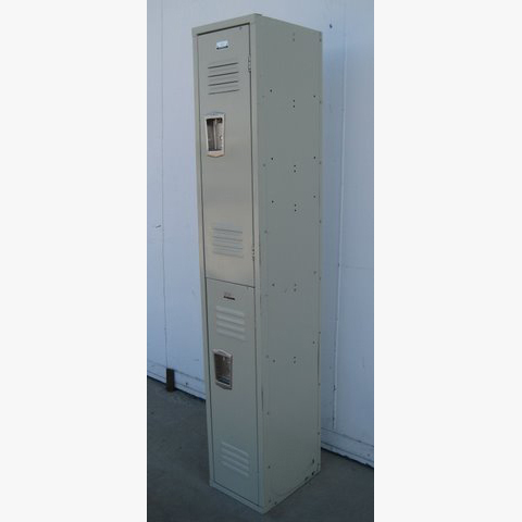 Used Double Tier Hall Lockerimage 2 image 2