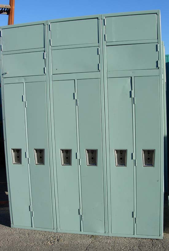 Staff Storage Lockers