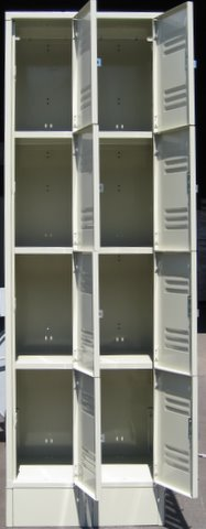 Small Lockers (4 Tier)image 2 image 2