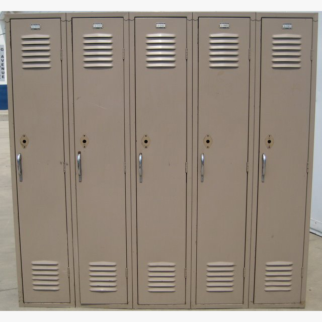 Used Steel School Lockers