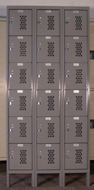 Heavy Duty Box Lockers