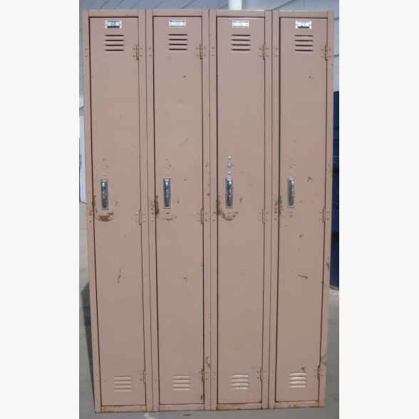 Personal Employee Lockers