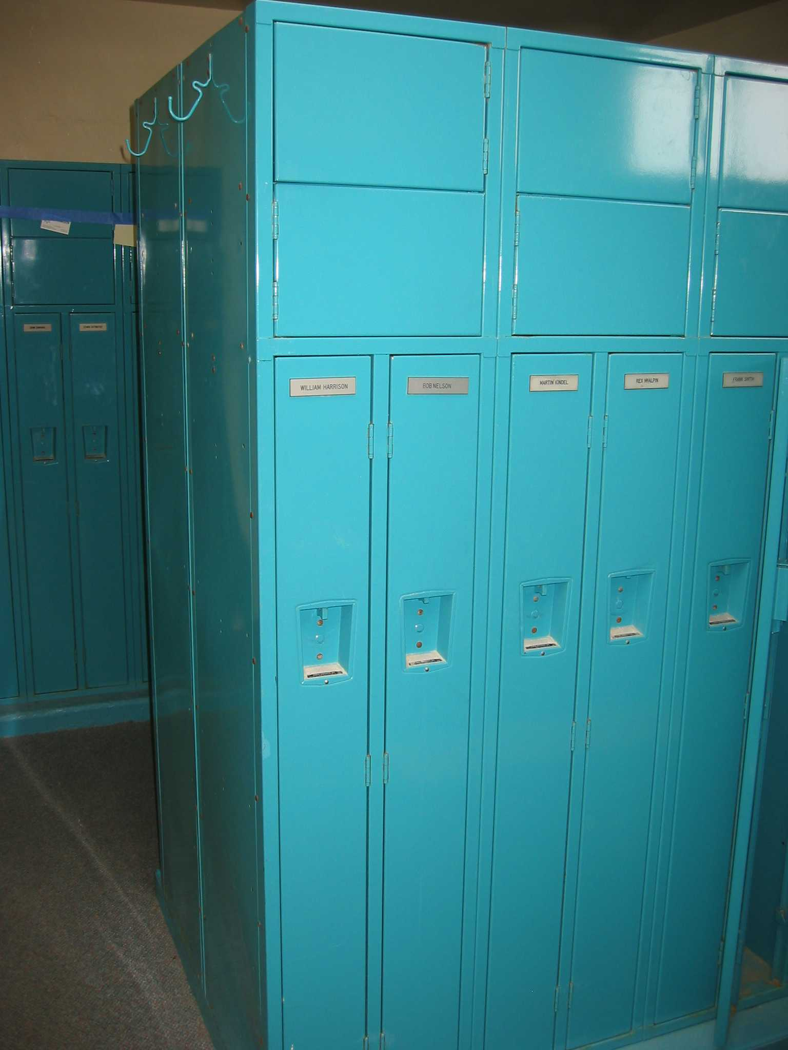 Two Person Penco Lockers