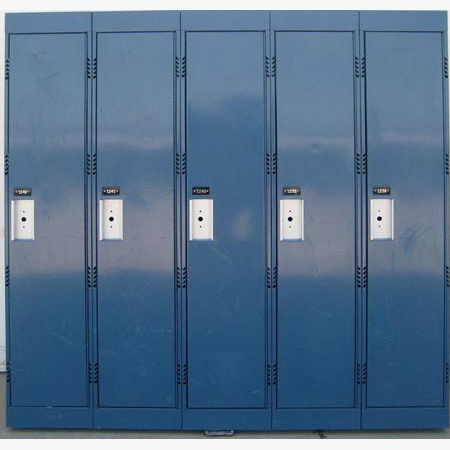 Metal School Lockers