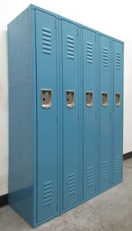 Discounted Storage Lockers