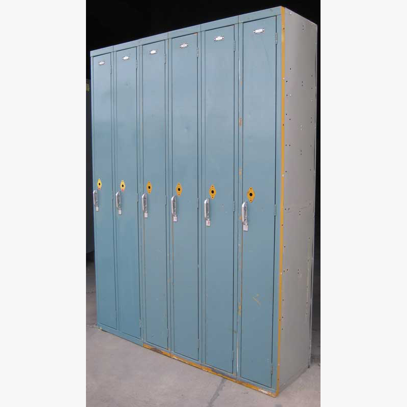 Metal Lockers Used