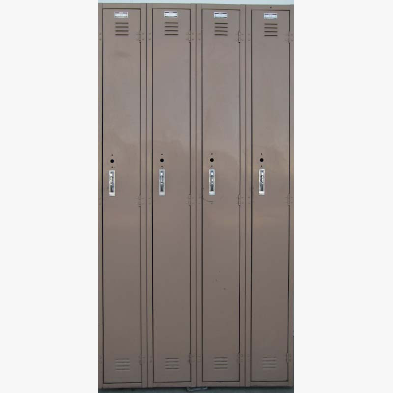 Steel Corridor Lockers