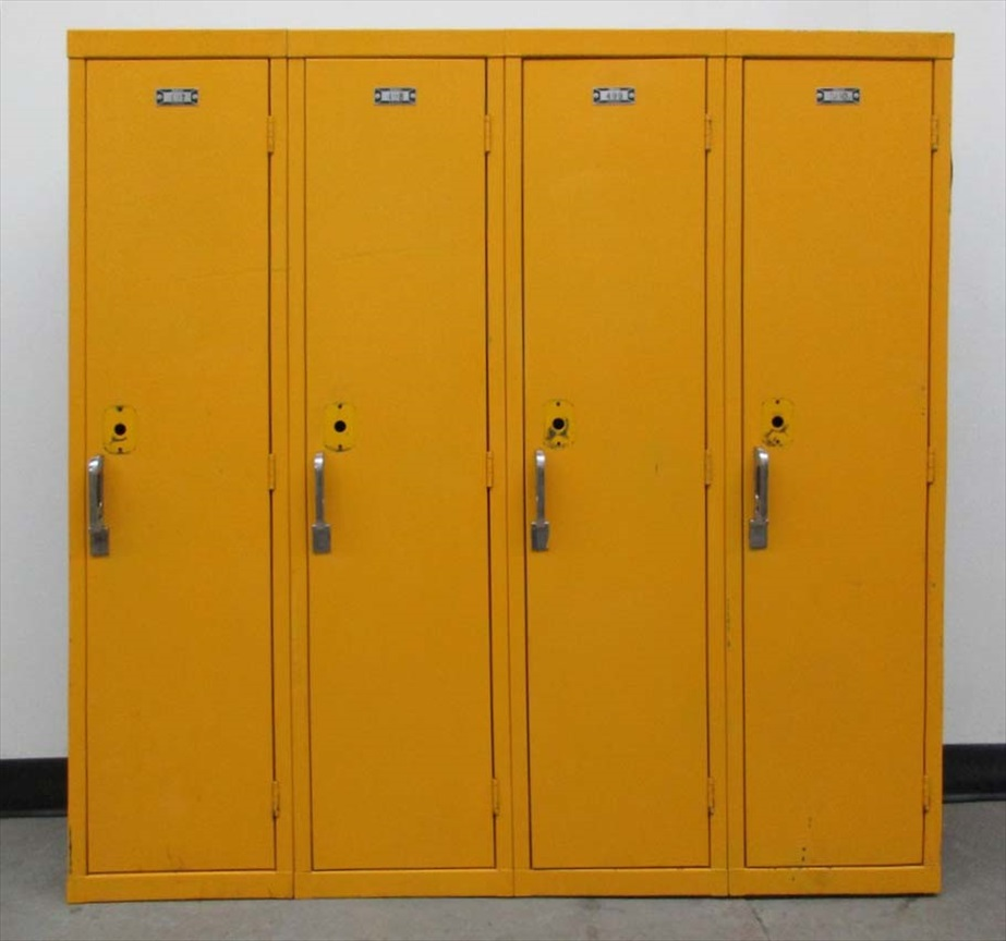 School Lockers Usedimage 2 image 2