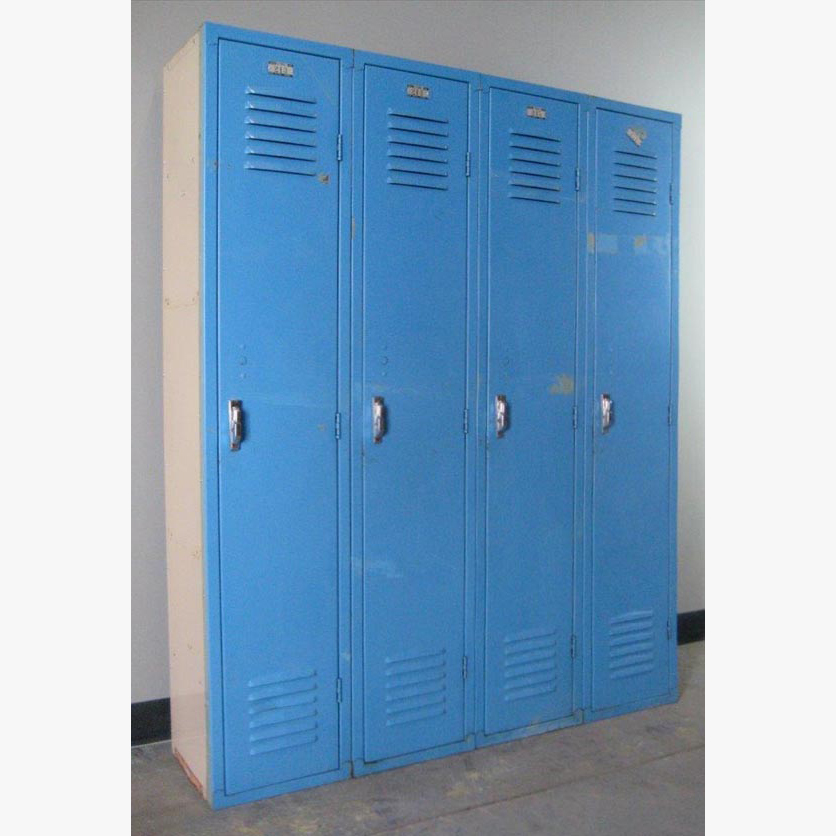 Blue Republic Metal Lockers