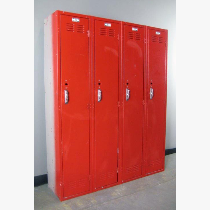 Red Worley Hall Lockers
