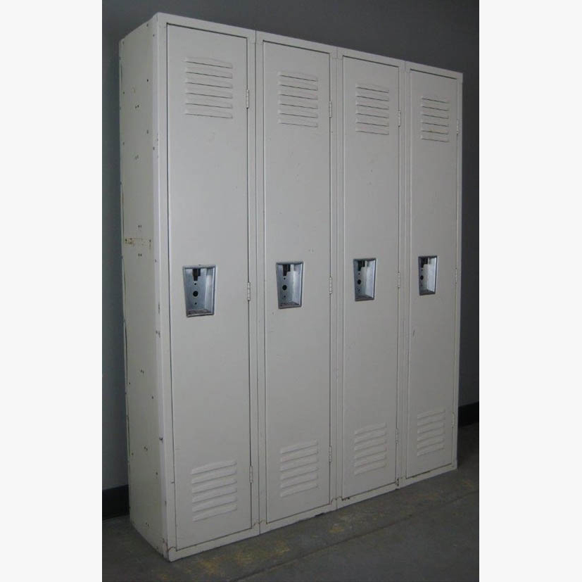 Single Tier Tan Republic Lockers