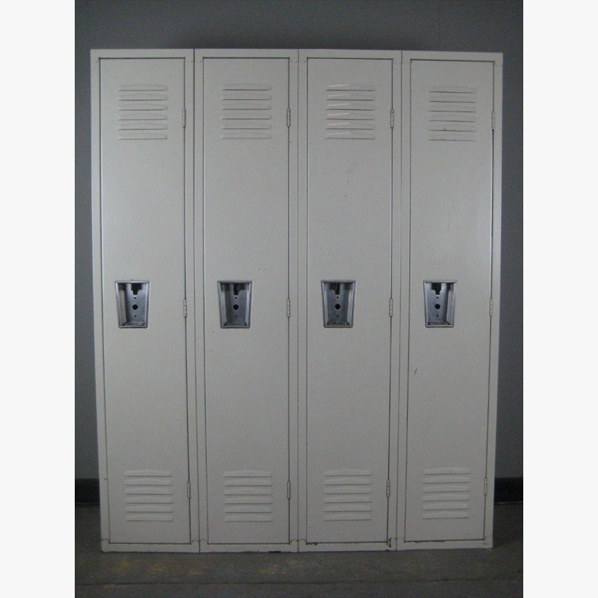 Single Tier Tan Republic Lockersimage 2 image 2