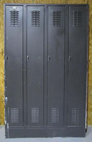 Metal Uniform Locker