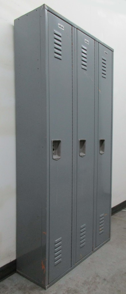 Heavy Duty All Welded Lockers