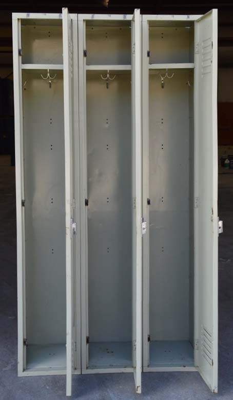 Penco Single Tier Metal Lockersimage 3 image 3