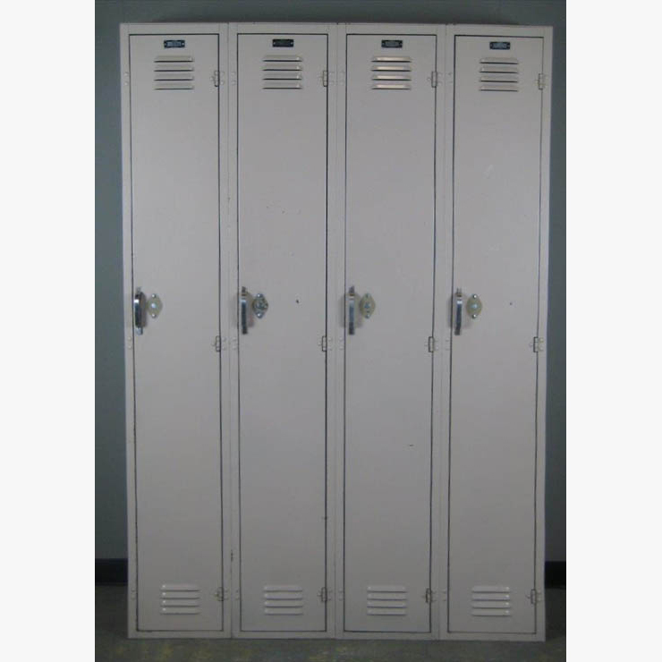 Worley Single Tier Lockersimage 4 image 4