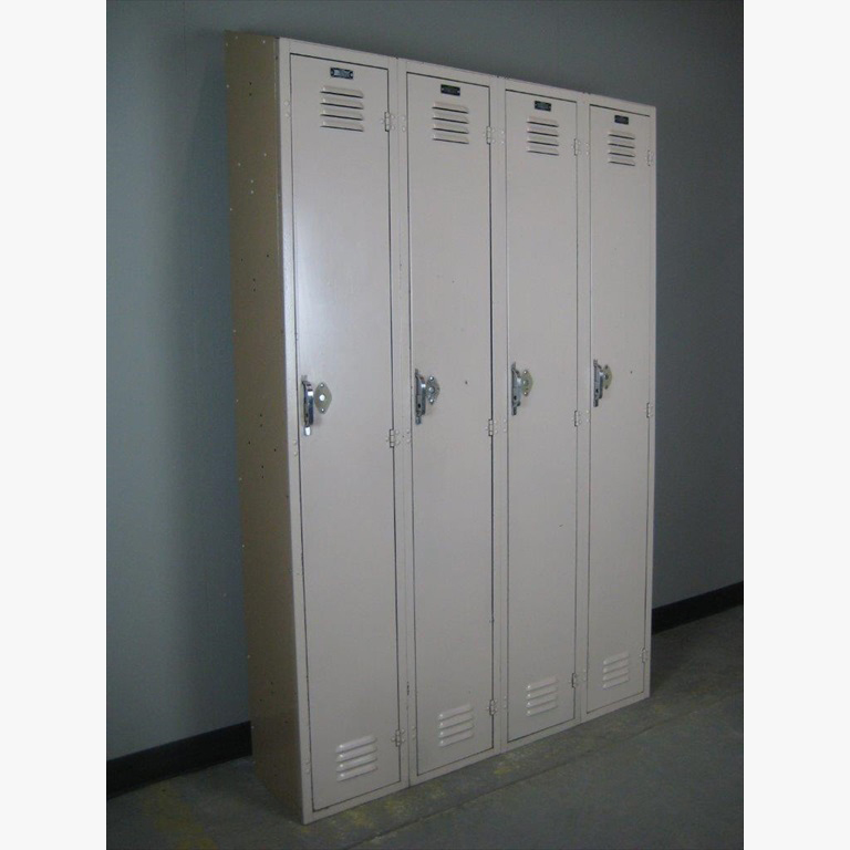 Worley Single Tier Lockers