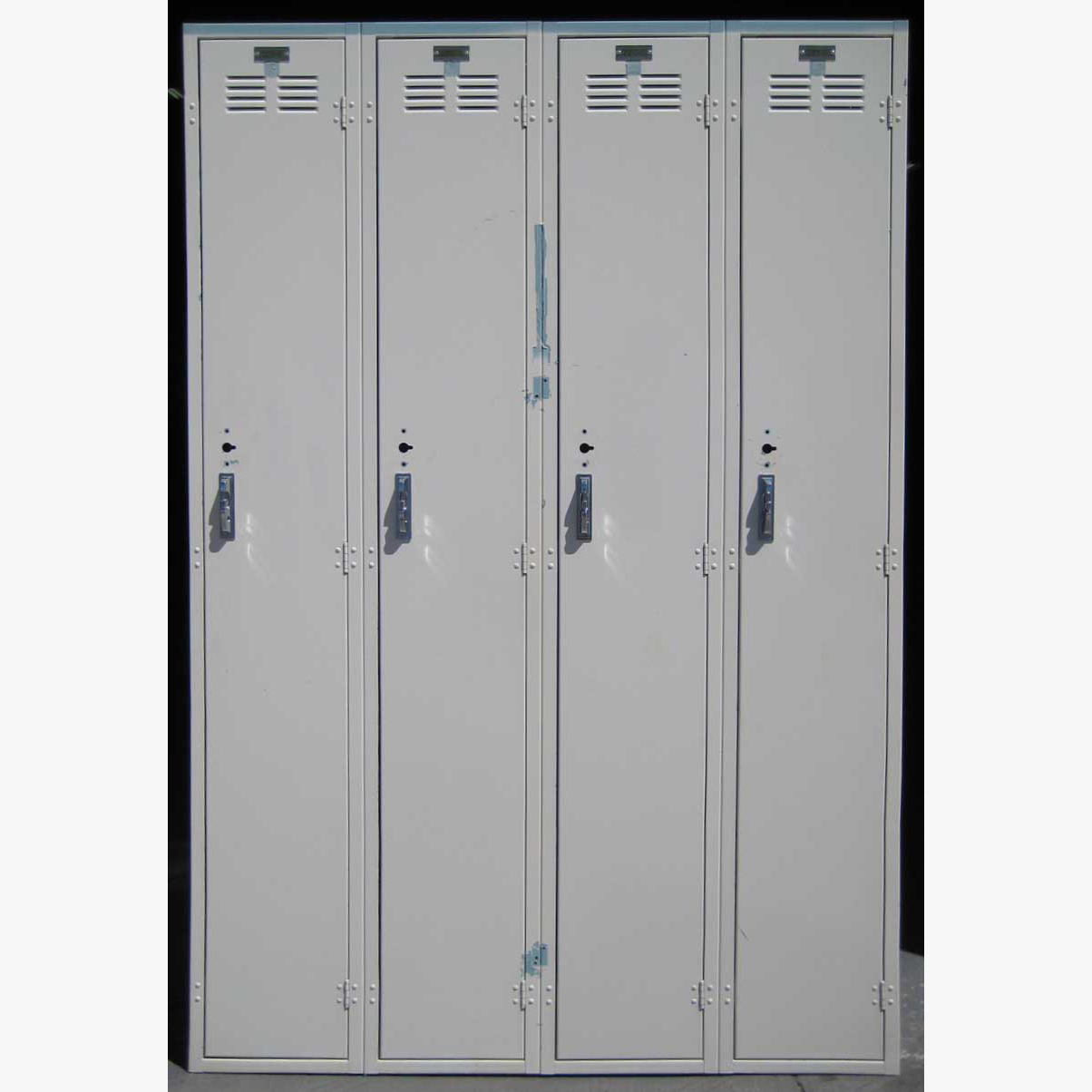Used Military Lockers