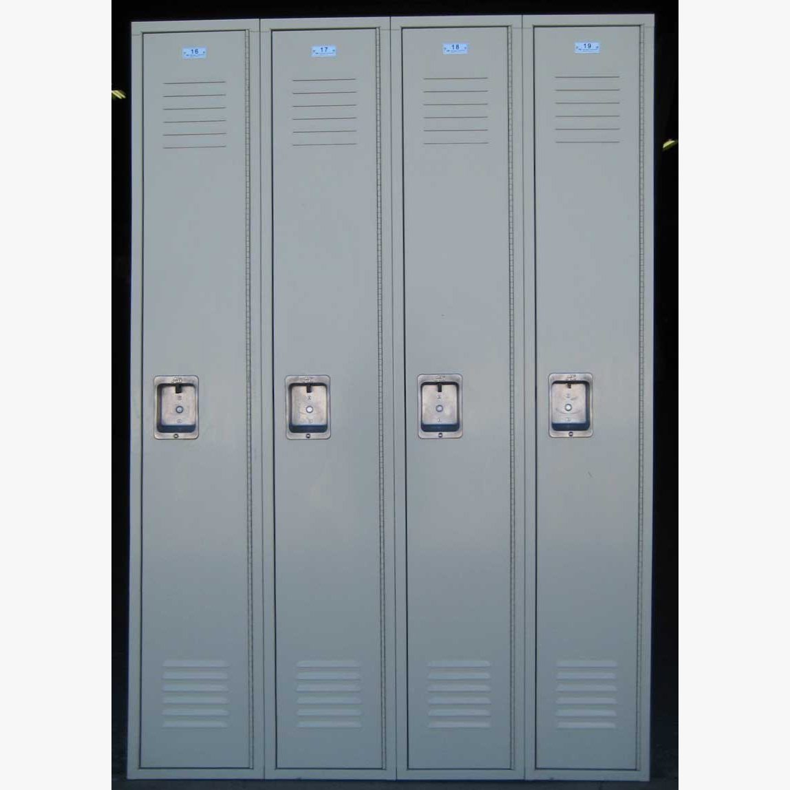 Discounted Steel Lockers