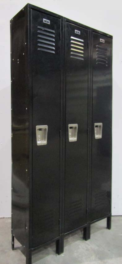 Old School Lockers