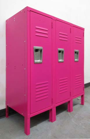Small School Lockers