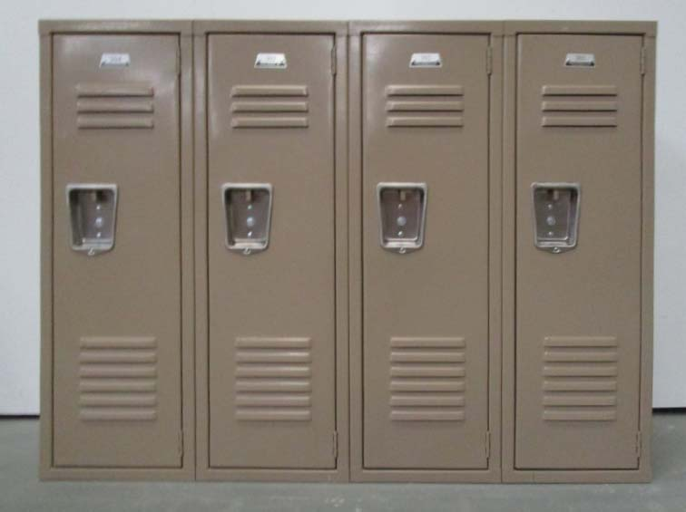 Used Short Lockers
