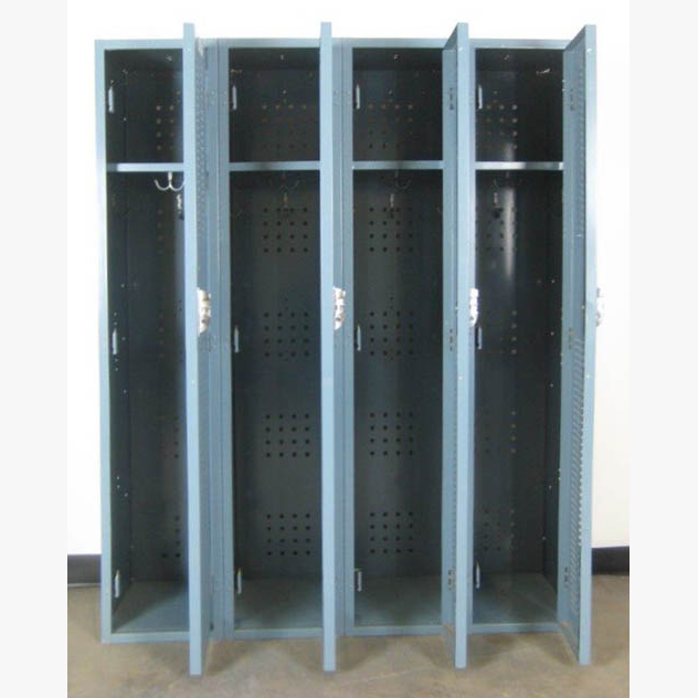 Single Tier Worley Lockers image 3 image 3
