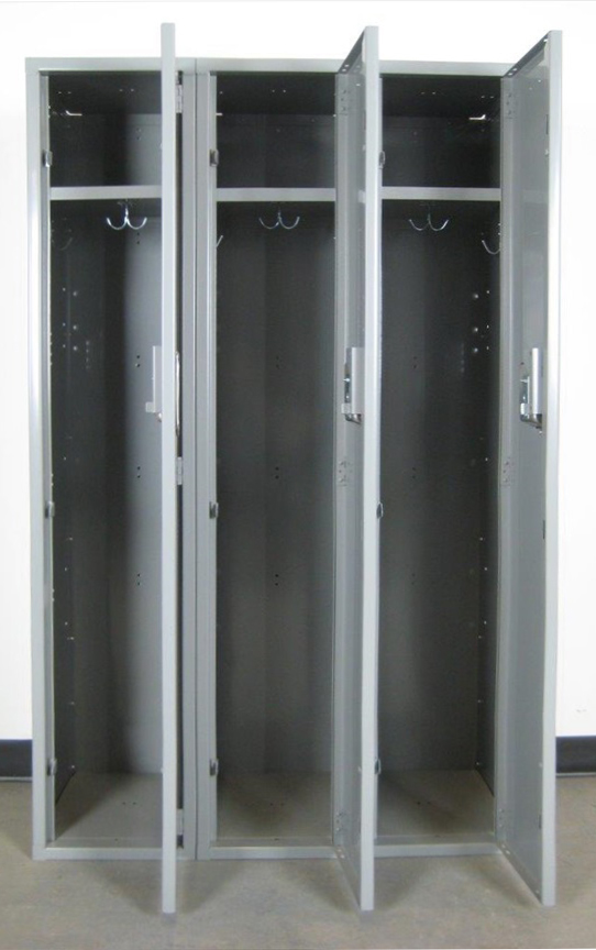 Single Tier Lockers with Solid Doorsimage 3 image 3