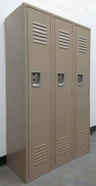 Old School Lockers for Sale