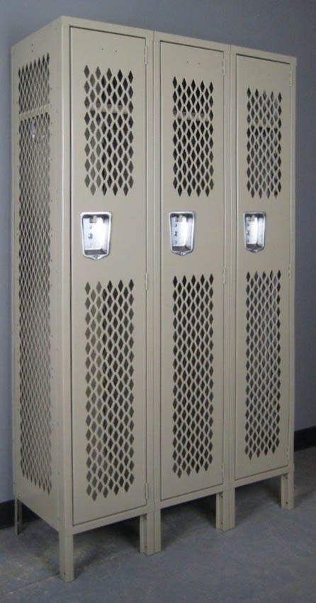 Tan Penco Student Lockers