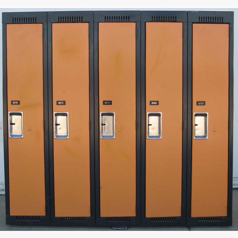 Steel School Lockers