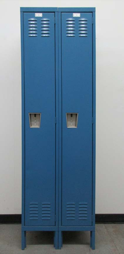 Single Tier Hallowell School Corridor Lockersimage 2 image 2