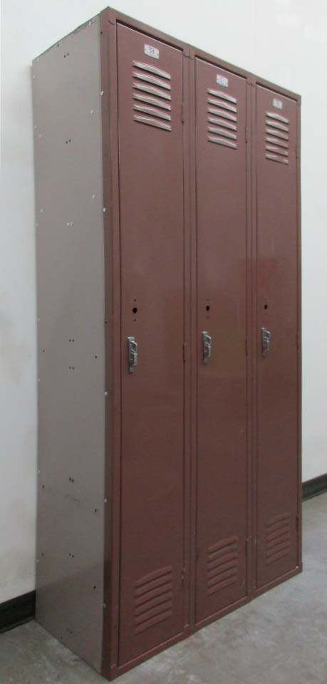 Vintage Metal Locker
