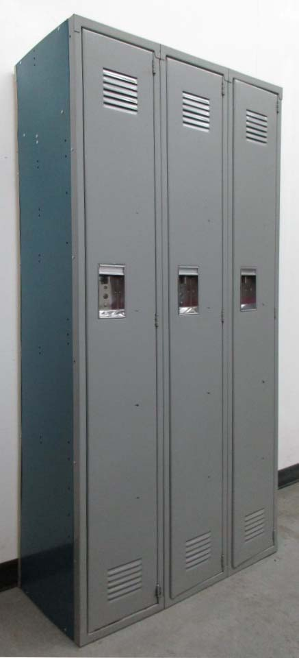 Refurbished School Lockers