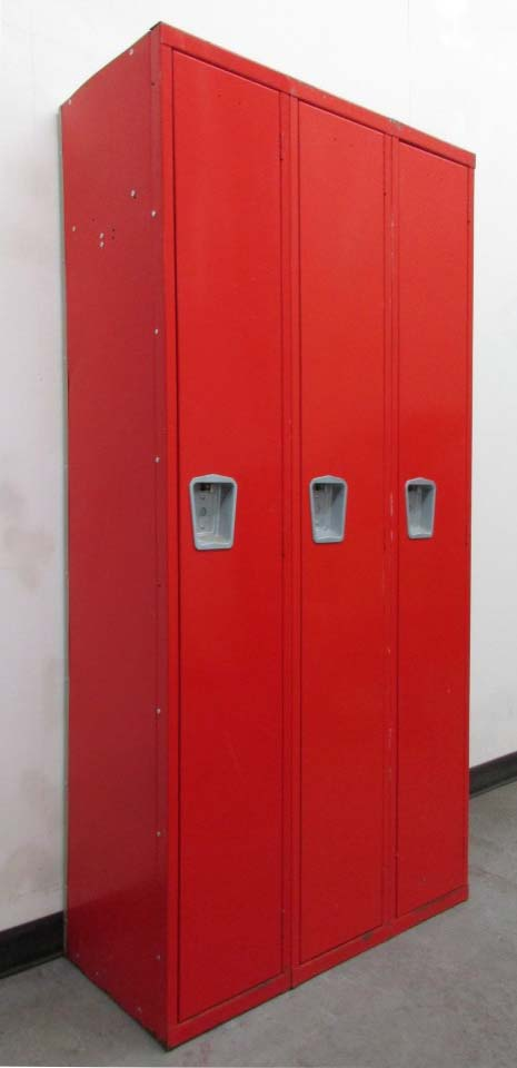 Refurbished Lockers for Sale