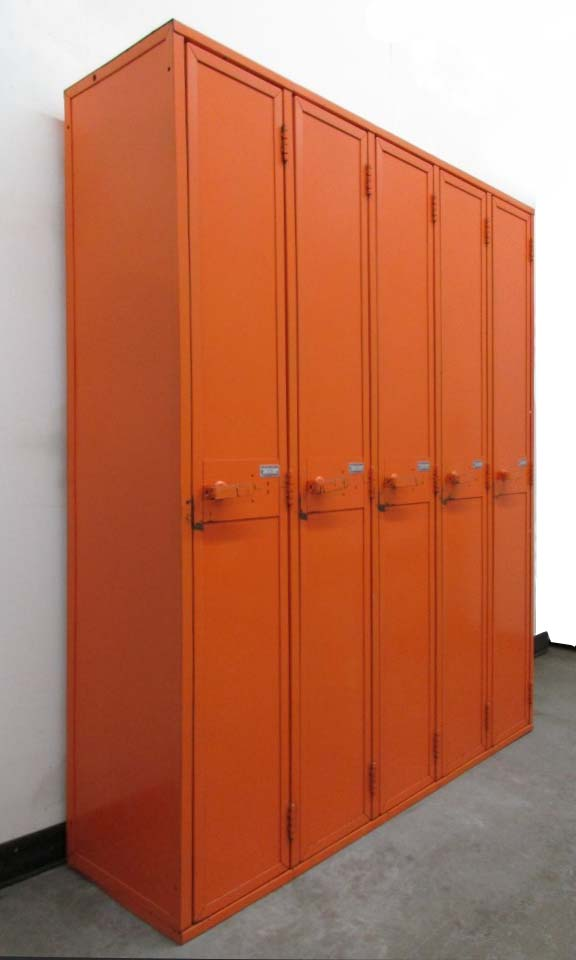 Industrial Strength Warehouse Lockers