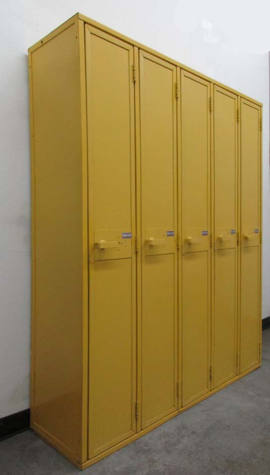 Durable Lockers