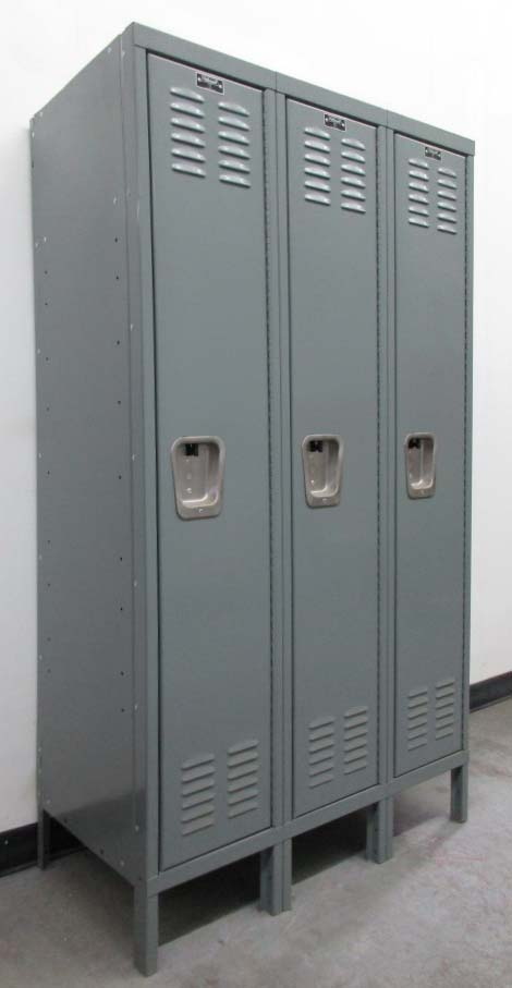 Storage Lockers with Legs