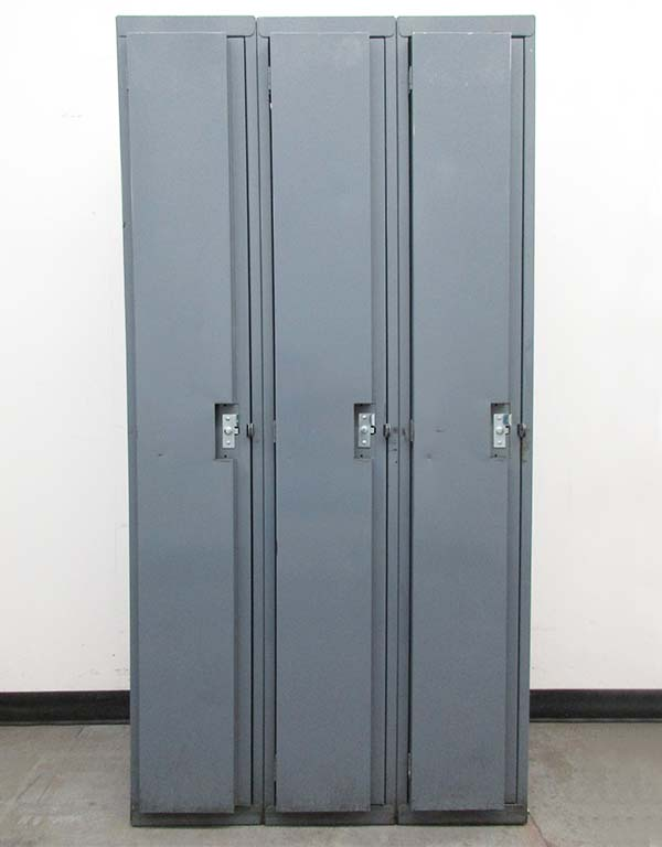 Lockers for Storage