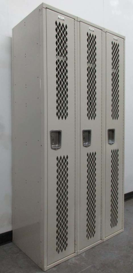Used Athletic Lockers