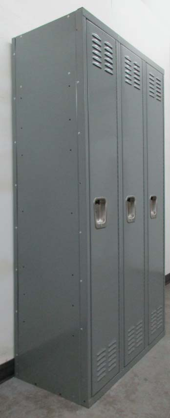 Large Metal Lockers