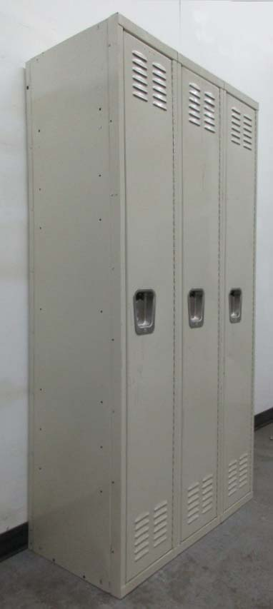 Tan Lyon Metal School Lockers