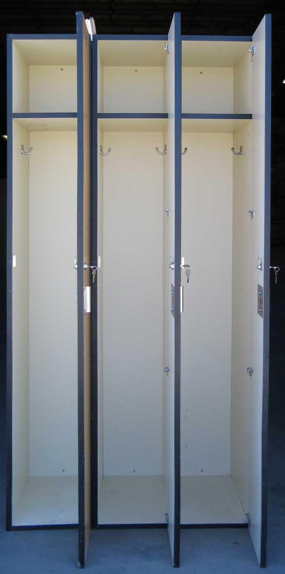 Wood Lockers - Usedimage 2 image 2