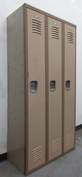 Used Student Lockers
