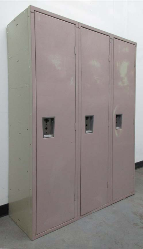 Used Warehouse Lockers