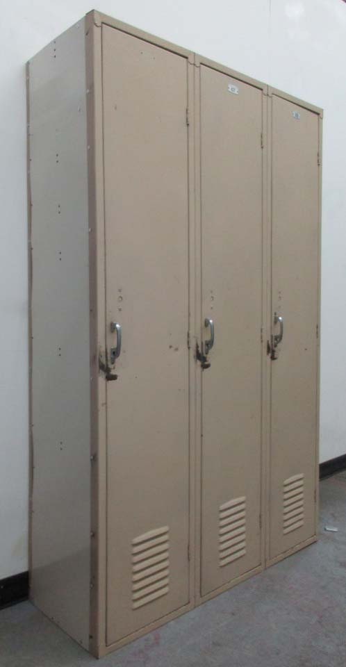Factory Lockers